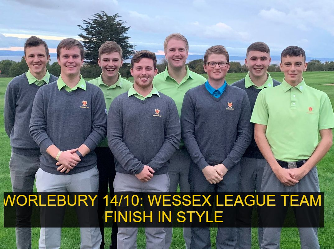 Wessex league team group photo