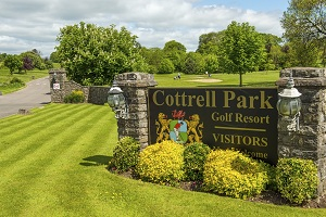 Cottrell Park Golf Resort Entrace