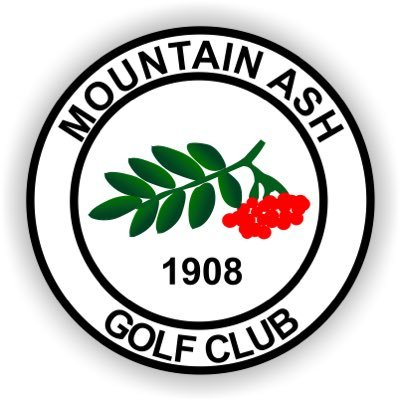 Mountain Ash Golf Club Logo