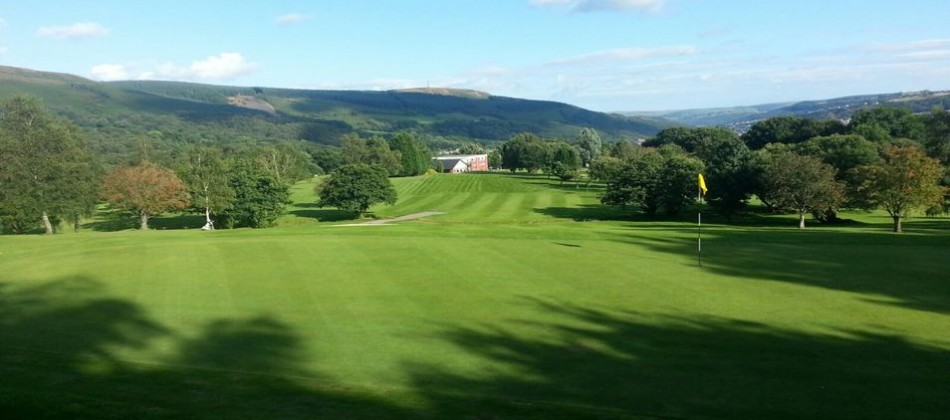 Mountain Ash Golf Field