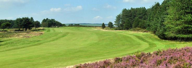 Neath Golf Club Field