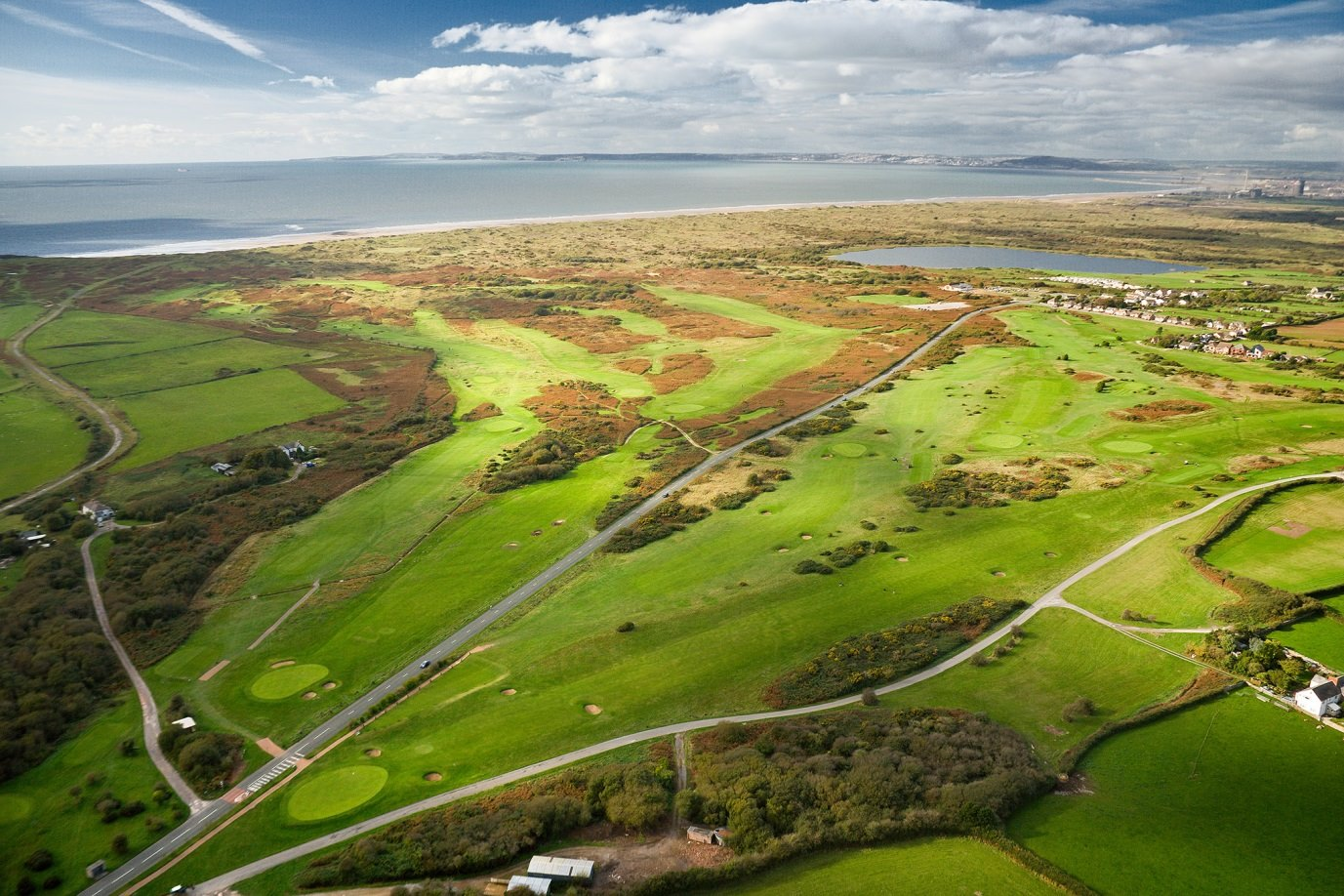 Pyle & Kenfig Golf Club Field