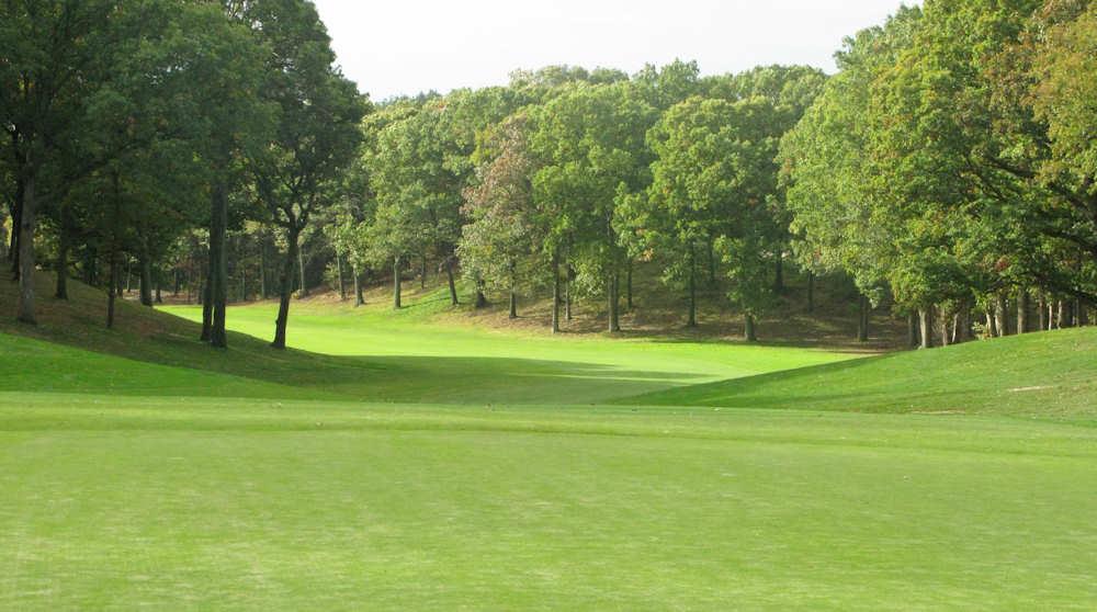 Ridgeway Golf Field