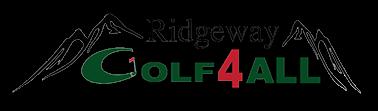 Ridgeway Golf4all Logo