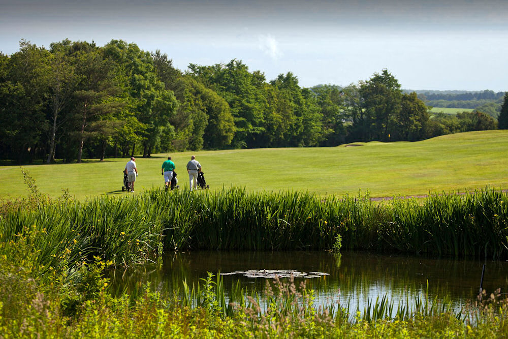 St Athan Golf Club Field