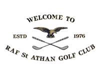 St Athan Golf Club Logo