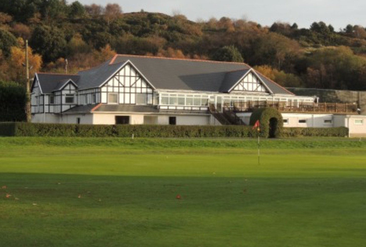Swansea Bay Golf Club Field