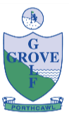 The Grove Golf Club Logo