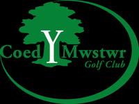 Coed-Y-Mwstwr Golf Club Logo