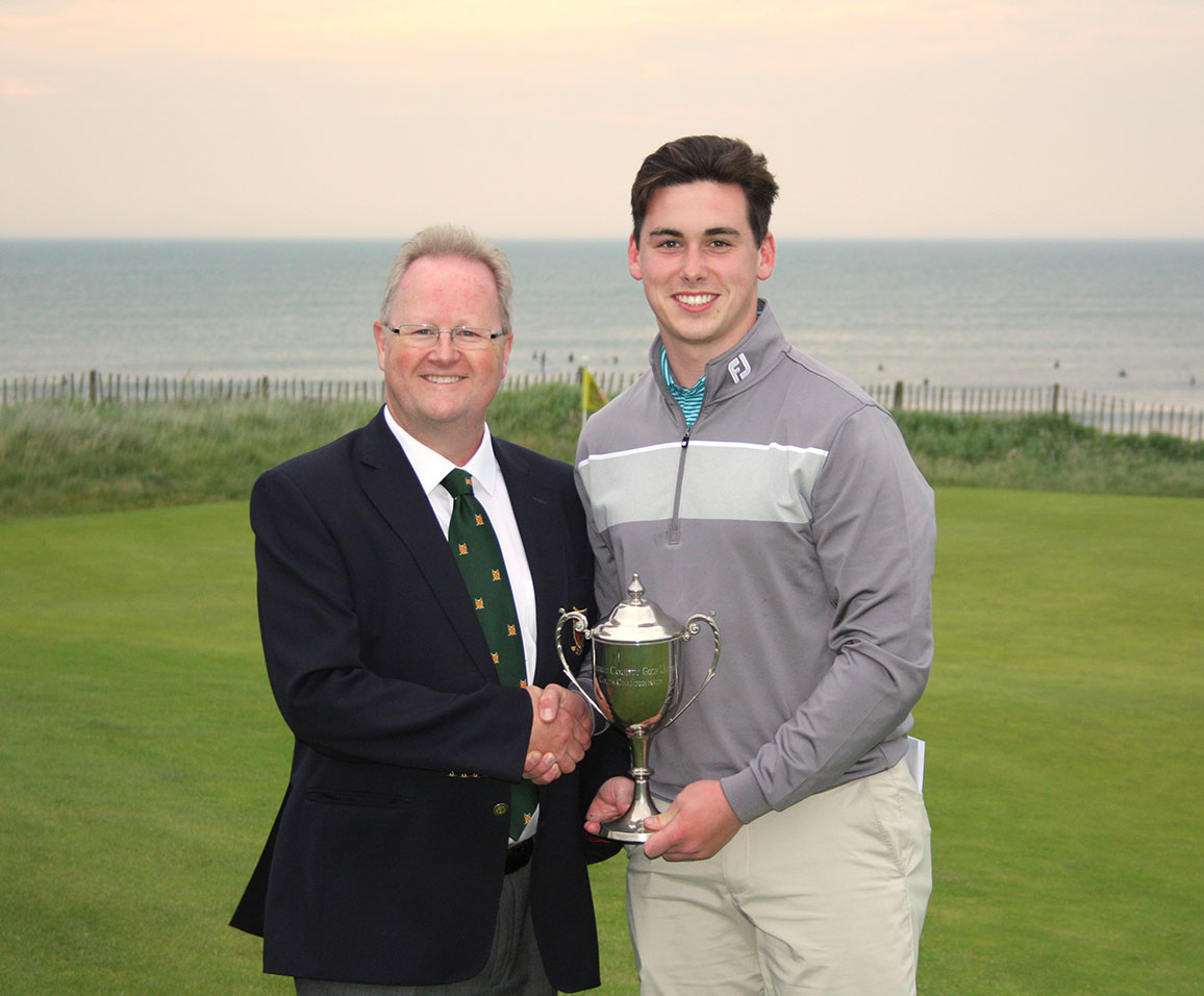 Chairman of Glamorgan County Golf Union
