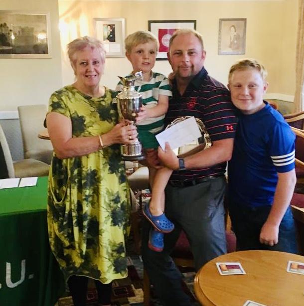 Kyron Sullivan Wins Glamorgan County Mid Am