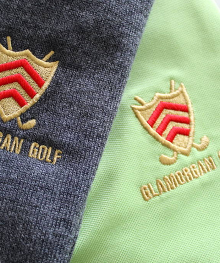 Glamorgan Golf Polo Shirt